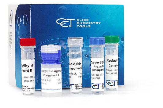 Click-&-Go™ DADPS Protein Enrichment Kit | Click Chemistry Tools