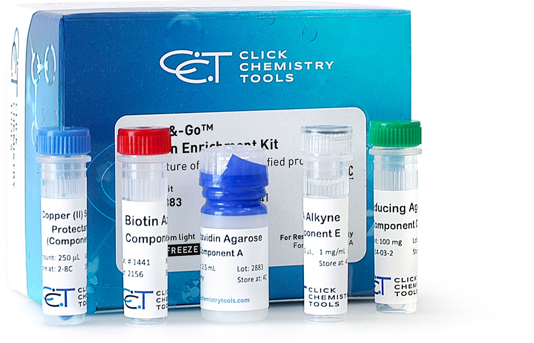 Click-&-Go Protein Enrichment Kits